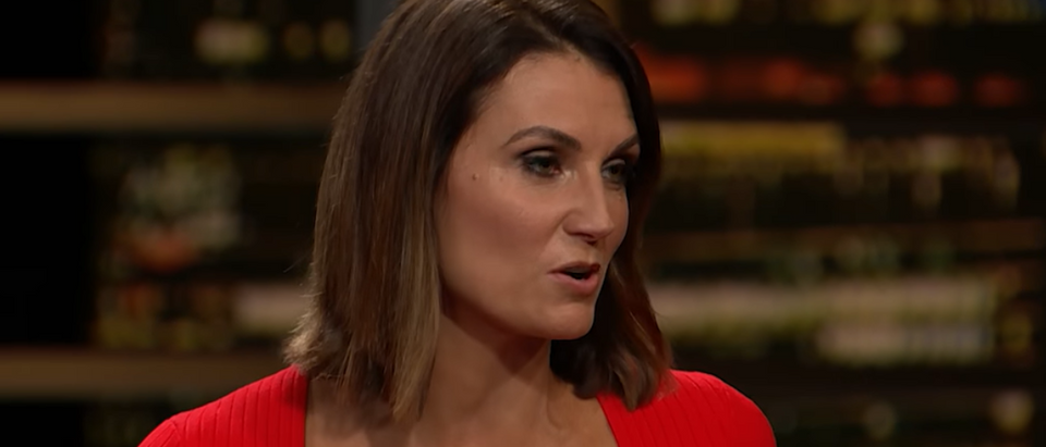 Krystal Ball criticizes network for Russia coverage (HBO screengrab)