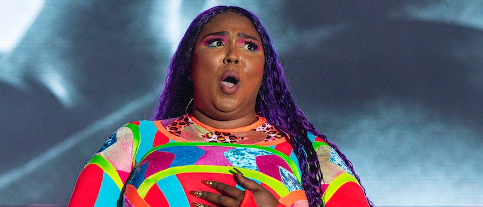 Lizzo performs on day 1 of Music Midtown at Piedmont Park on September 14, 2019 in Atlanta, Georgia. (Photo by Scott Legato/Getty Images for Live Nation)