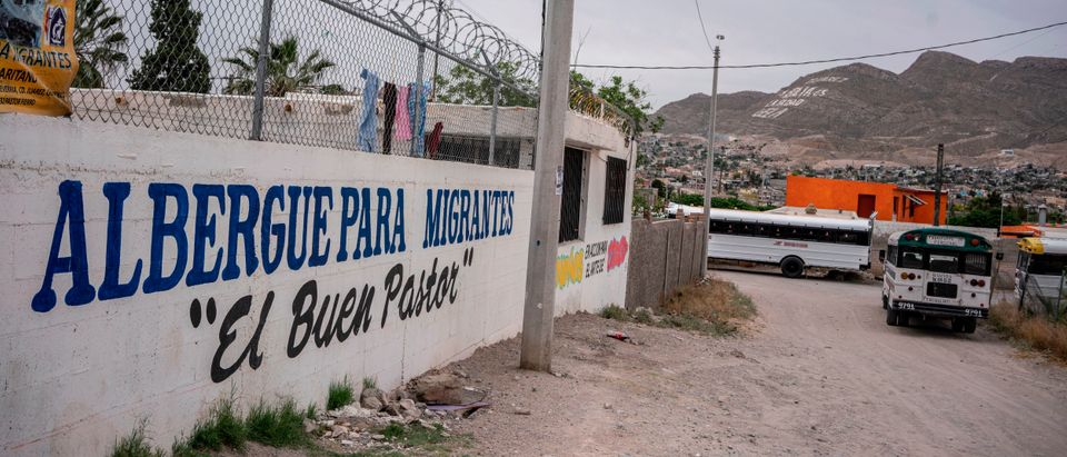MEXICO-US-POLITICS-BORDER-IMMIGRATION-MIGRANTS
