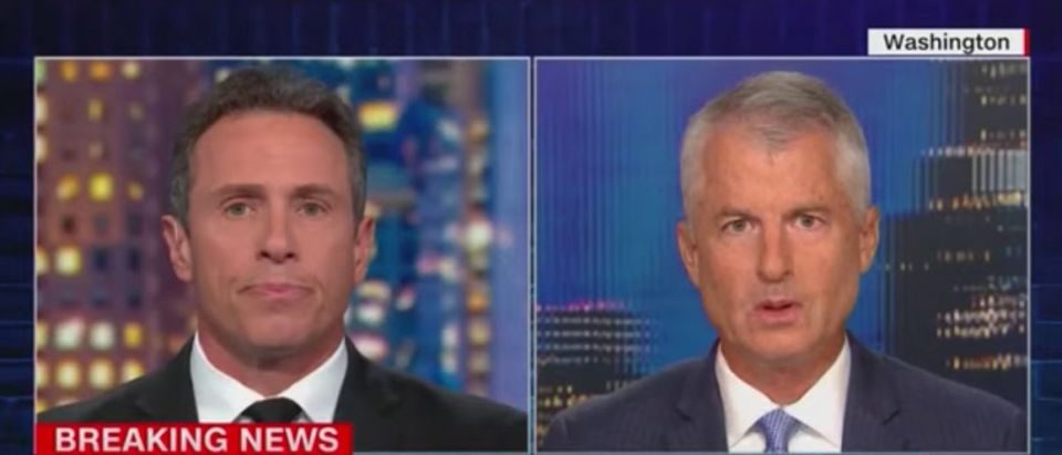 CNN's Phil Mudd and Chris Cuomo, Sept. 18, 2019. (Youtube screen capture)
