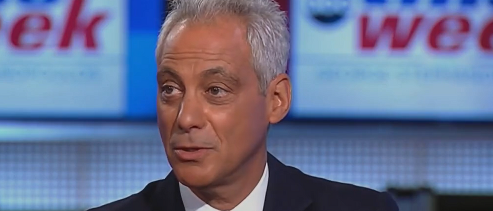 Rahm Emanuel calls Medicare For All 'Untenable' (ABC screengrab)