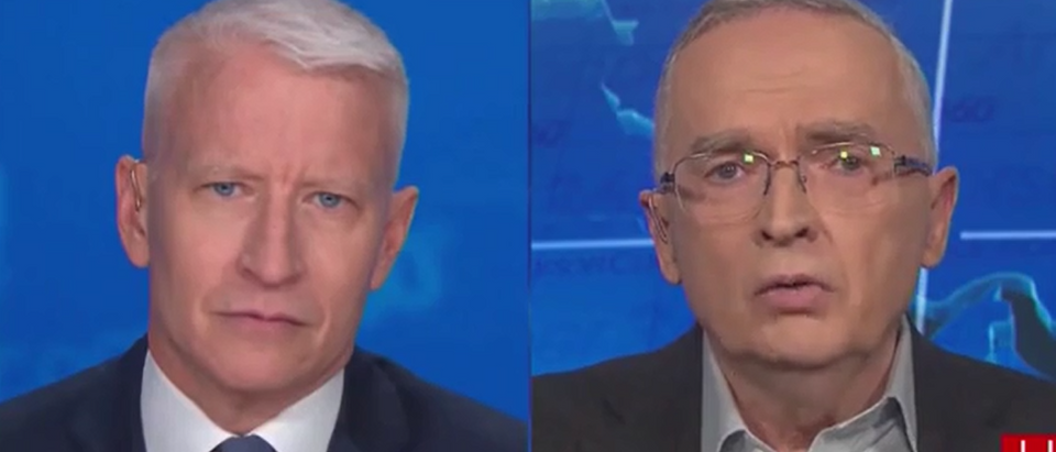Ralph Peters accuses Trump of sedition (CNN screengrab)