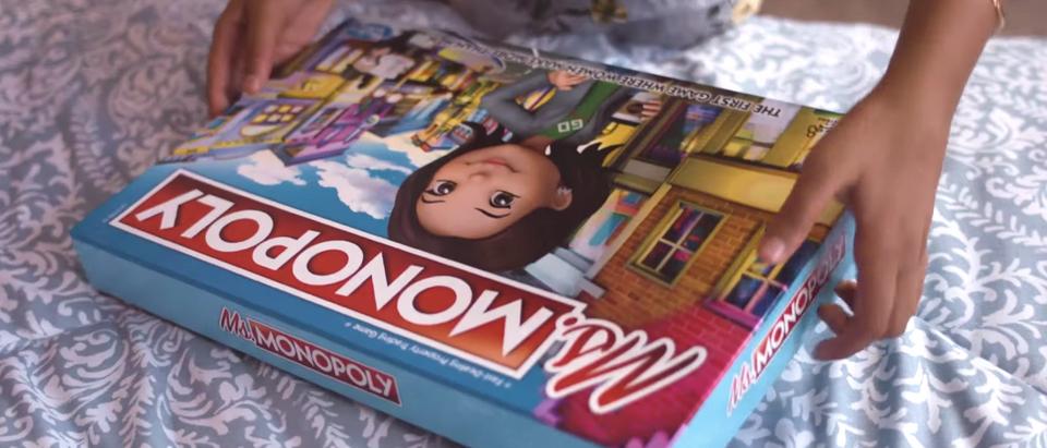 Ms. Monopoly/ Hasbro/ YouTube