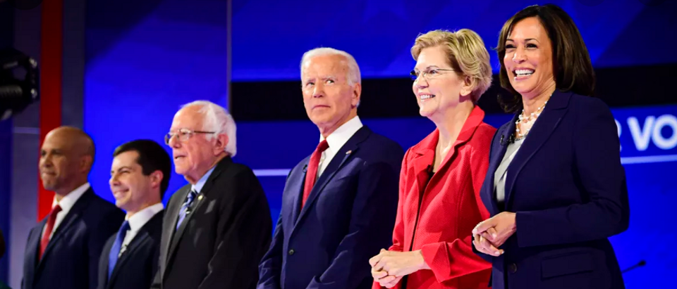Democratic debate Sept. 12, 2019 in Houston, Texas.