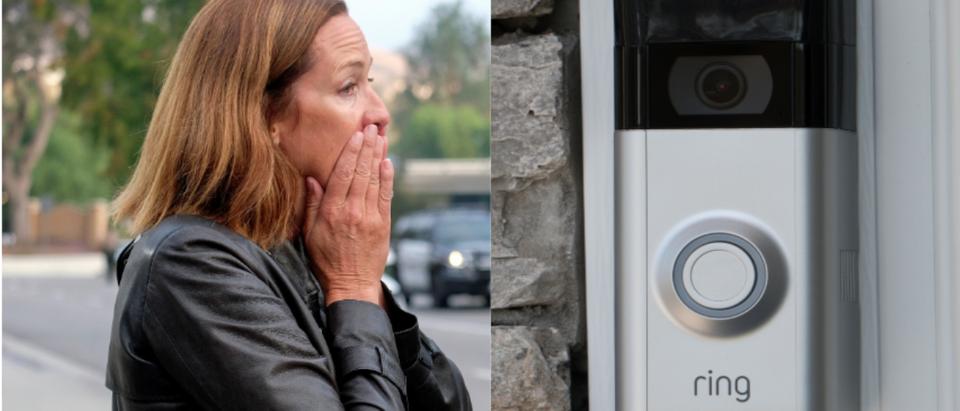 Jacqui Irwin, Ring Doorbell