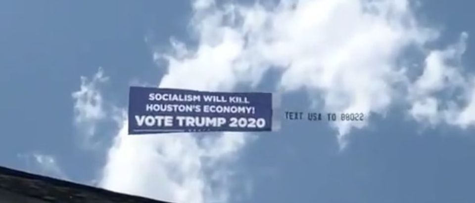 Screen Shot_Youtube_Donald Trump Socialism Banner_Henry Rodgers