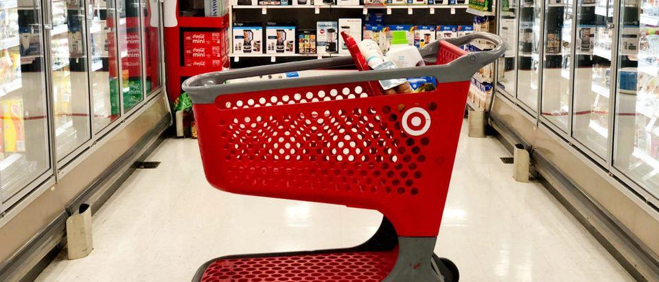 Target_Shopping_Cart