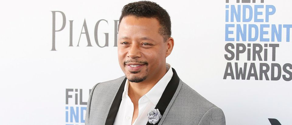 Terrence Howard arrives at the 2017 Film Independent Spirit Awards in Santa Monica, California, U.S., February 25, 2017. REUTERS/Danny Moloshok