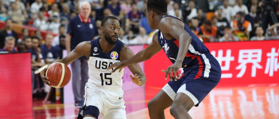 USA v France: Quarter Final - FIBA World Cup 2019