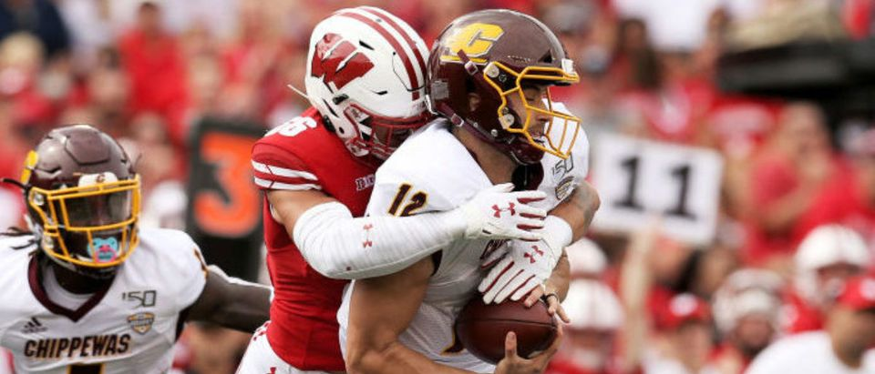 Central Michigan v Wisconsin