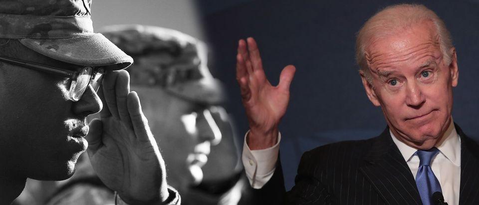 Joe Biden (Getty Images, Daily Caller)