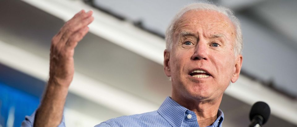 Former Vice President and Democratic presidential candidate Joe Biden. (Sean Rayford/Getty Images)