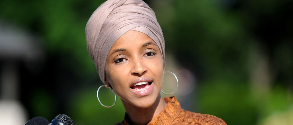 Ilhan Omar Wants Kavanaugh Impeached — And President Trump Too | The Daily Caller