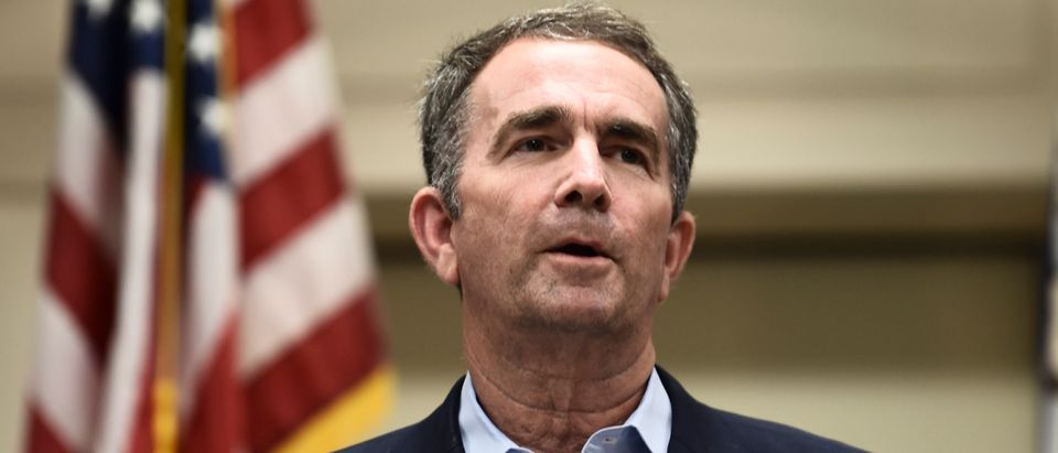 Virginia Governor Ralph Northam (ERIC BARADAT/AFP/Getty Images)