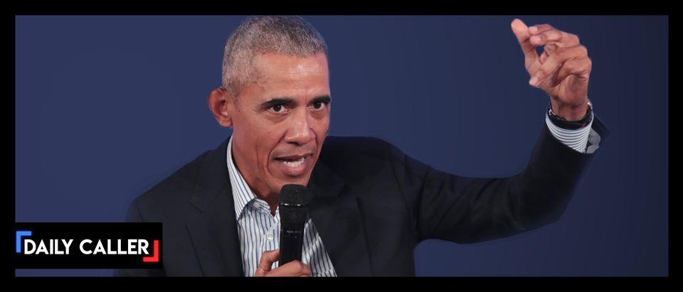 Barack Obama (Getty Images, Daily Caller)