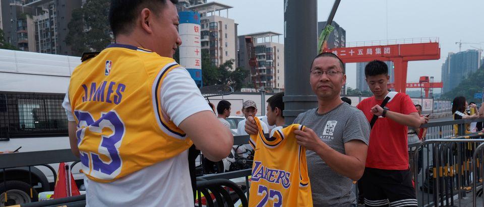 Basketball - NBA China Games - Los Angeles Lakers v Brooklyn Nets