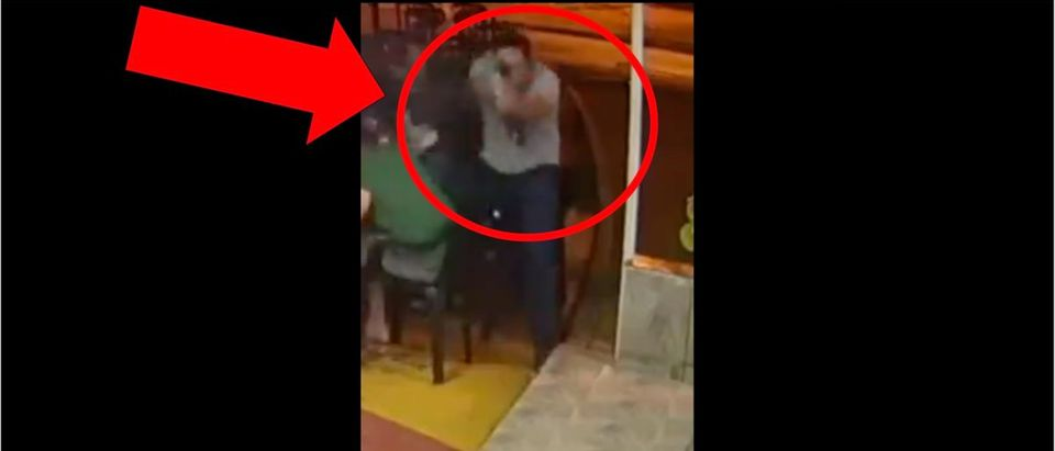 Brazil Shooting (Credit: Screenshot/LiveLeak Video https://www.liveleak.com/view?t=axkKH_1571709556)
