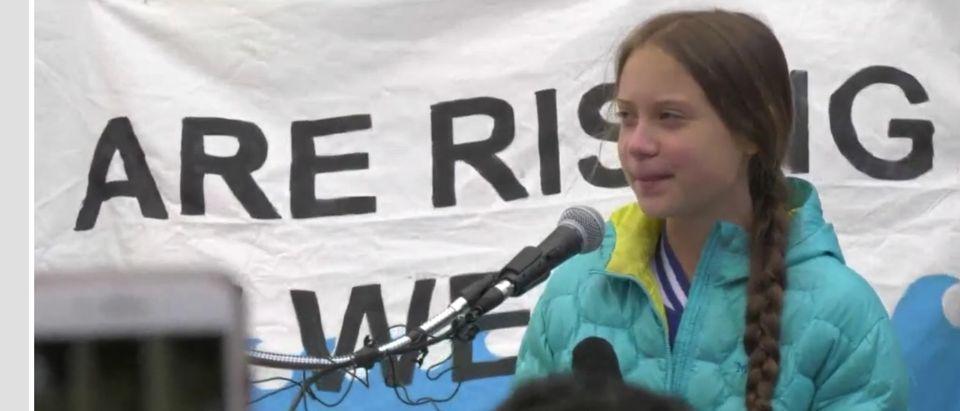 Greta Thunberg in Edmonton