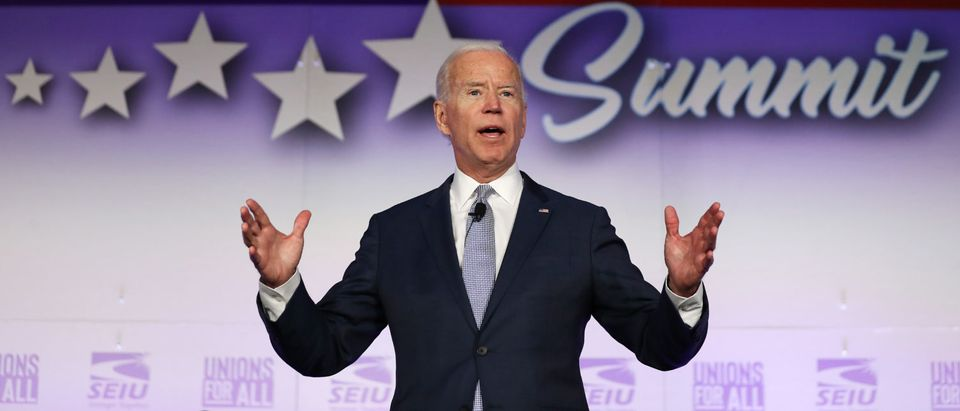 """Democratic Presidential Candidates Attend """"Union For All"""" Summit In Los Angeles"""