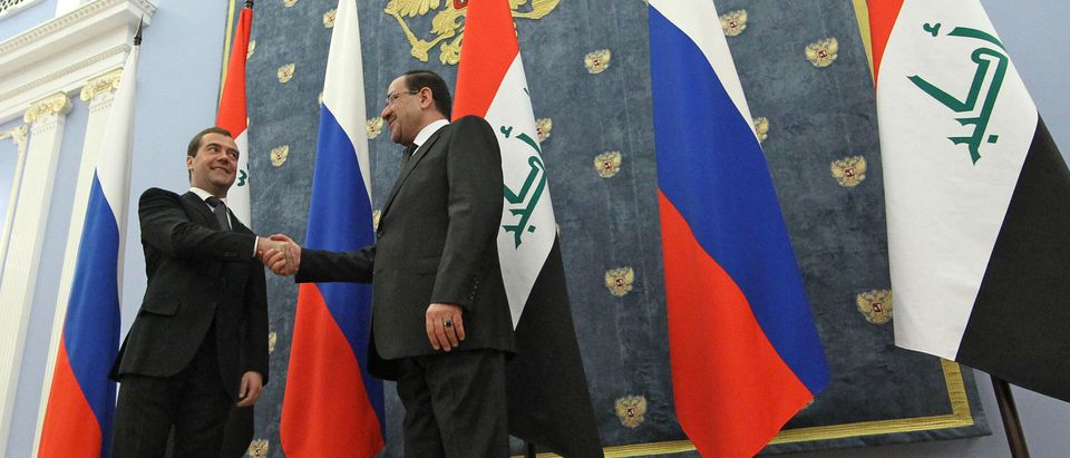 RUSSIA-IRAQ-SYRIA-CONFLICT-POLITICS-DIPLOMACY-WEAPONRY