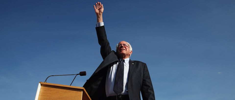 Sen. Bernie Sanders Launches Presidential Bid In Vermont