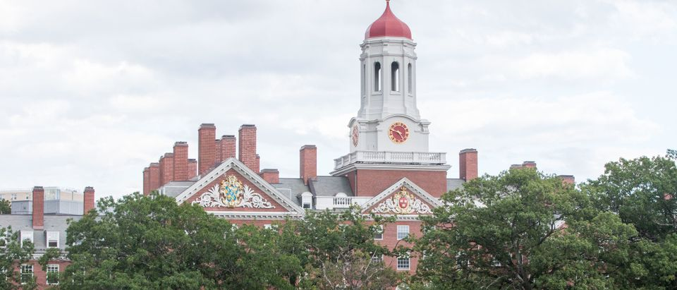 Harvard University in Cambridge, Massachusetts as seen on August 30, 2018. (Scott Eisen/Getty Images)