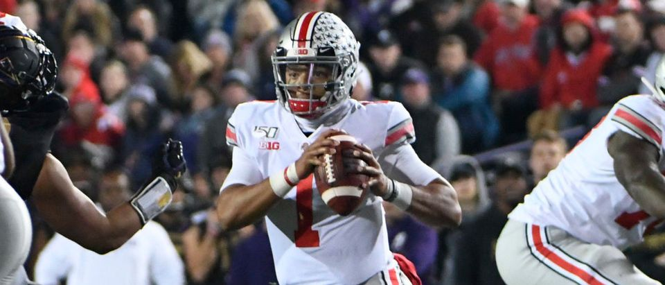 NCAA Football: Ohio State at Northwestern