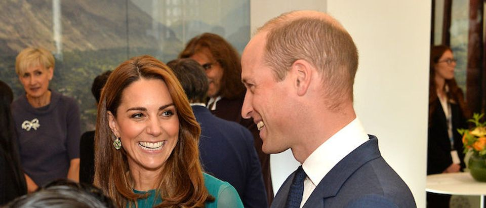 Britain's Prince William and Catherine, Duchess of Cambridge visit the Aga Khan Centre in London, Britain October 2, 2019. Jeff Spicer/Pool via REUTERS