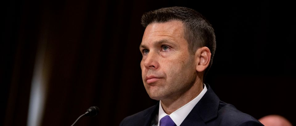 Acting DHS Secretary McAleenan Testifies At Senate Hearing On Border Crisis