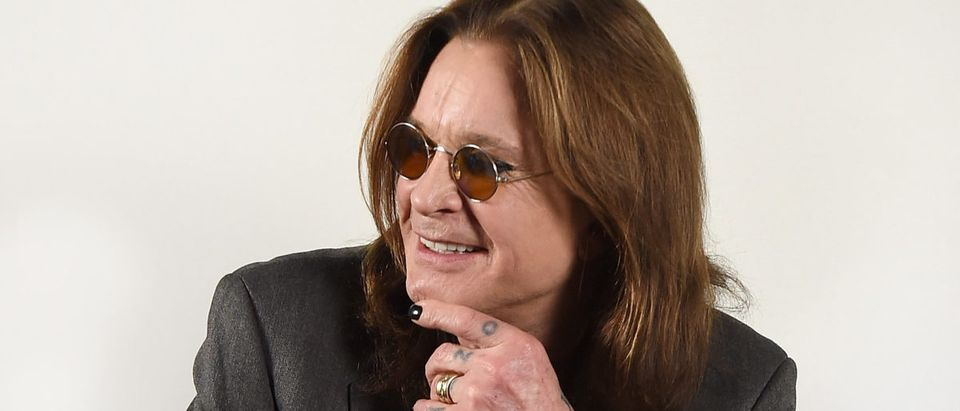 "Ozzy Osbourne Announces ""No More Tours 2"" Final World Tour At Press Conference At His Los Angeles Home"