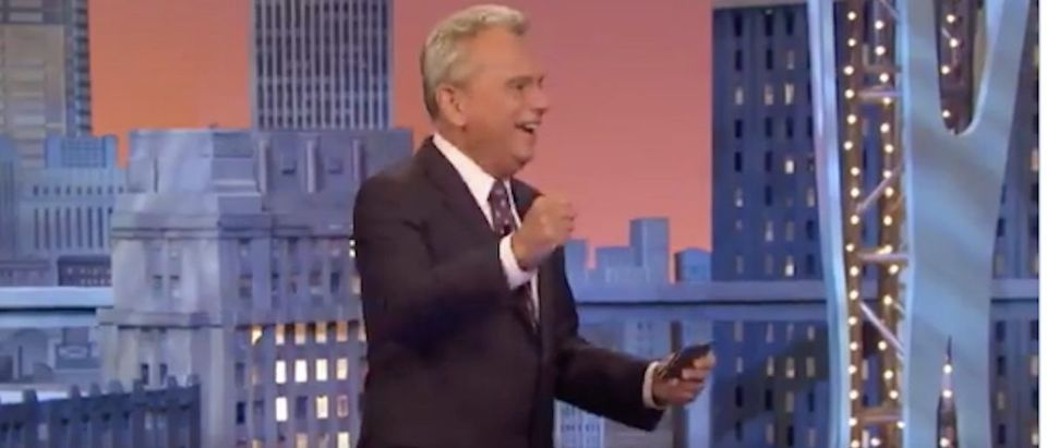 Pat Sajak Wheel of Fortune (Photo: YouTube Screenshot)