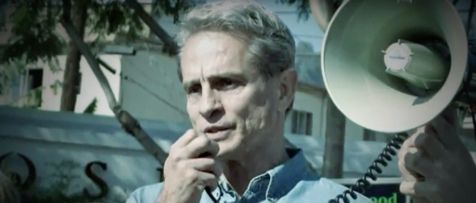 Democratic mega-donor Ed Buck was indicted Wednesday in the cases of two overdose deaths. (Screenshot Youtube CBS Los Angeles)
