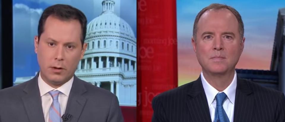 Adam Schiff Lies About Whistleblower