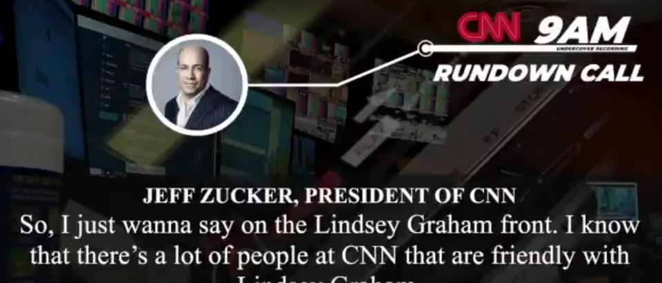 Hidden Camera Reveals CNN Anti-Trump Bias