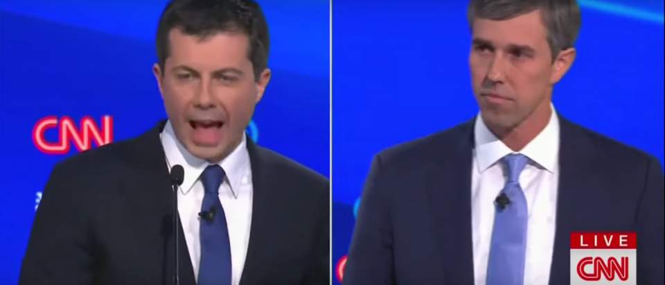 Mayor Pete To Beto: I Don't Need A Lesson From You On Courage