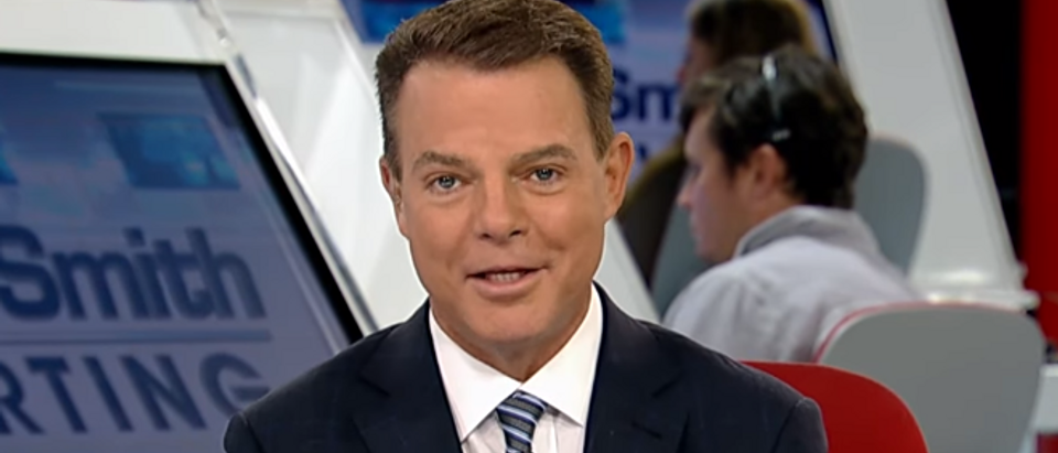 Shepard Smith says goodbye at Fox News (Fox News screengrab)