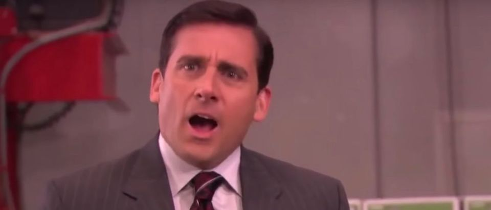 The Office (Credit: Screenshot/YouTube Video https://www.youtube.com/watch?v=Q5erikYaD8Y&feature=youtu.be)