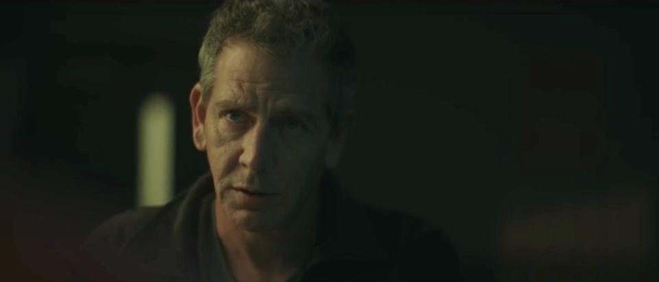 The Outsider (Credit: Screenshot/YouTube Video https://www.youtube.com/watch?v=I03MAkQ_OyM)