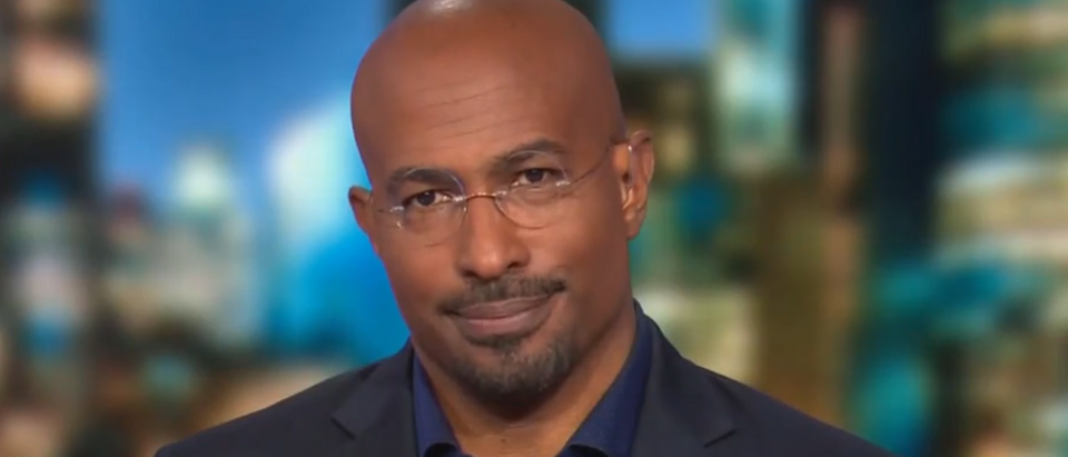 Van Jones weighs in on Hillary Clinton, Tulsi Gabbard spat (CNN screengrab)