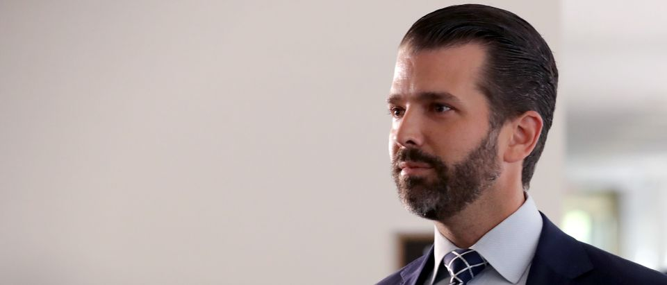 Donald Trump Jr., the son of U.S. President Donald Trump, is pictured. (Chip Somodevilla/Getty Images)