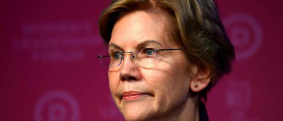 US-VOTE-2020-DEMOCRATS-WOMEN-WARREN