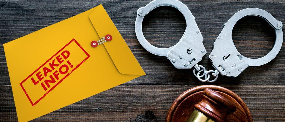 Indictment, Handcuffs (Shutterstock, Daily Caller)