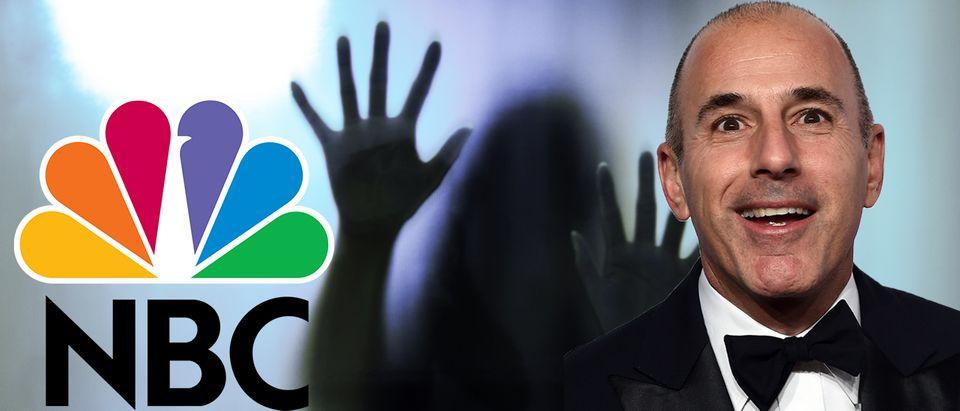Matt Lauer (Getty Images, Daily Caller)