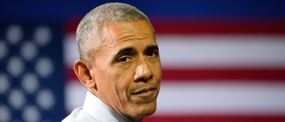 Barack Obama. Shutterstock
