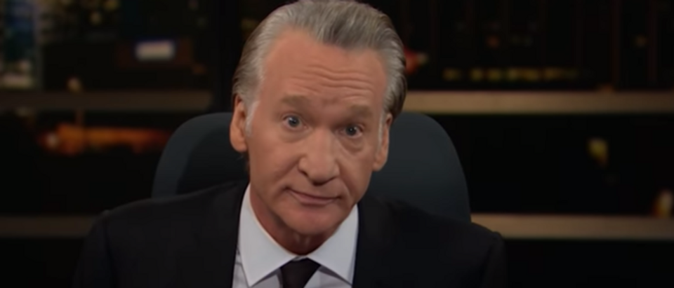 Bill Maher discusses getting along with those we disagree with (HBO screengrab)