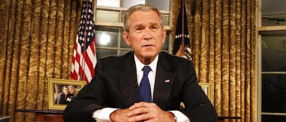 President Bush Addresses The Nation