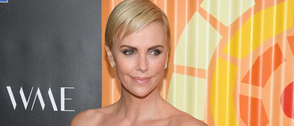 The Charlize Theron Africa Outreach Project Fundraising Event At The Africa Center In New York City