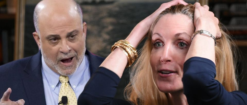Ann Coulter responds to Mark Levin on The Daily Caller. (Daily Caller)