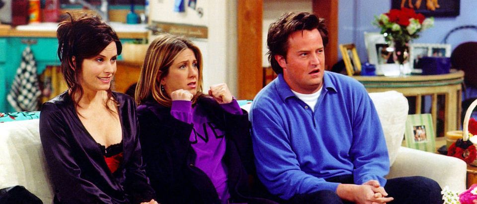 Friends Gets 11 Emmy Nominations