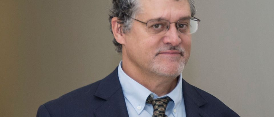 Fusion GPS Co-Founder Glenn Simpson Meets With House Judiciary And Oversight Committee